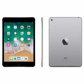 iPad Mini 4 Wi-fi + Celular 4g 128gb Space Gray - Promoção A