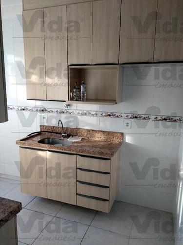 Apartamento Para Locação Em Cidade Das Flores  -  Osasco - 37645