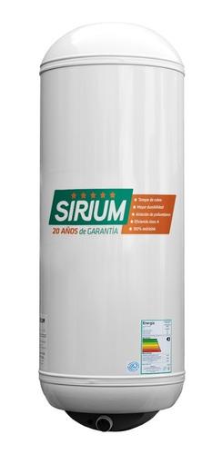 Termotanque Sirium 60 L Cobre Cilindro