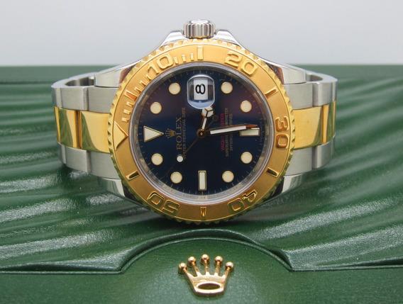 Rolex Yatchmaster Aço E Ouro Amarelo