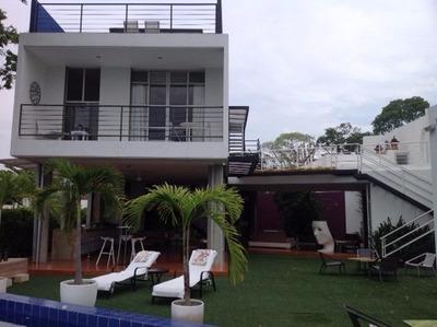 Casa En Exclusivo Condominio En Anapoima