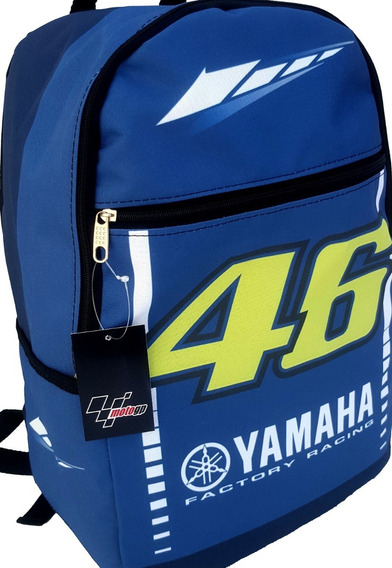 Mochila Valentino Rossi Vr46 Yamaha 2019 Moto Gp