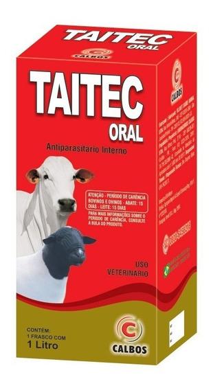 Desparasitante Taitec Oral Closantel X 1 Litro Lab Calbos