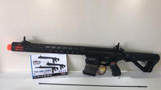 Airsoft Rifle G&g Tr16 Mbr Full Metal Aeg