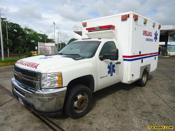 Ambulancias Ambulancias 2011