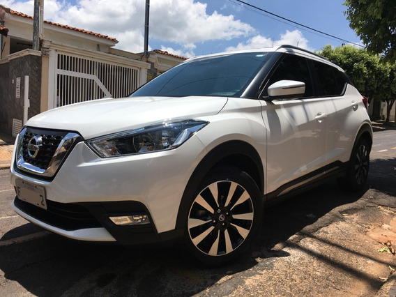 Nissan Kicks Sv Limited 16/17 - Novíssima!