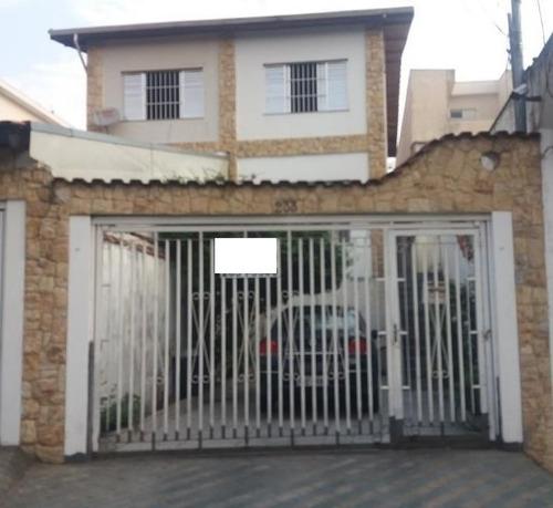 Sobrado - Vila Euthalia - 91 M² - 3 Dormitórios - 1 Suíte - 2 Vagas De Garagem - Aceita Financiamento - Aceita Fgts - Aceita Permuta - 2994 Lp - 34843783