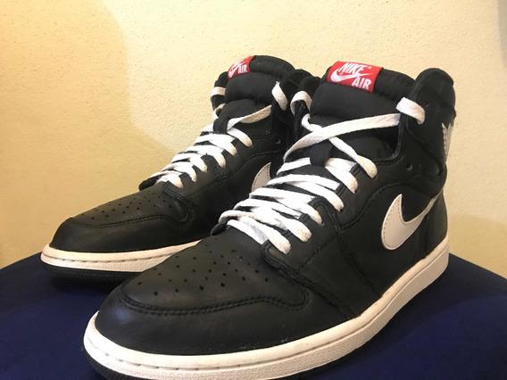 Jordan 1 Retro Yin Yang Black Original (seminuevo) 9/10
