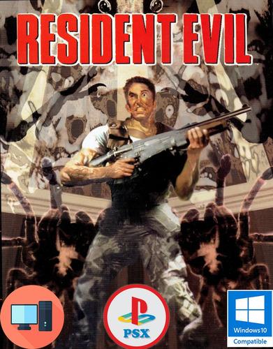 Resident Evil: Director's Cut Textos En Español Para Pc Emu