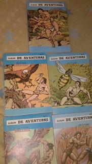Tarzán En Comics...colección Clásica
