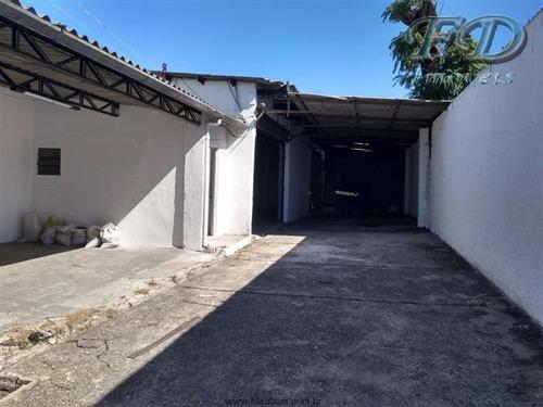 Imagem 1 de 9 de Galpões À Venda  Em Guarulhos/sp - Compre O Seu Galpões Aqui! - 1466059