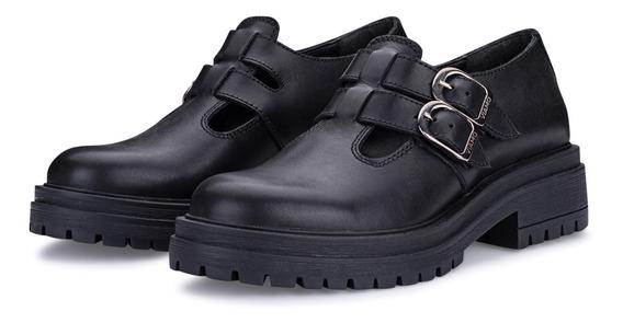 Zapato Mujer Betiana Negro Viamo