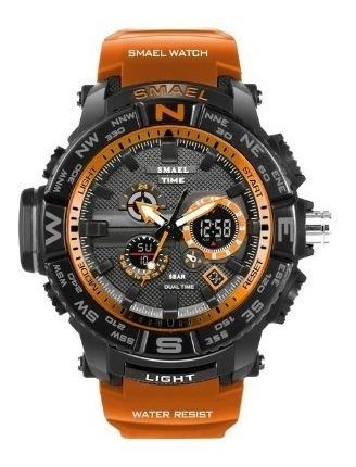 Relógio Smael S-shock 1531 Esportivo A Prova D