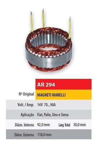 Estator 12v 90amp Marelli Fiat Uno/palio/siena