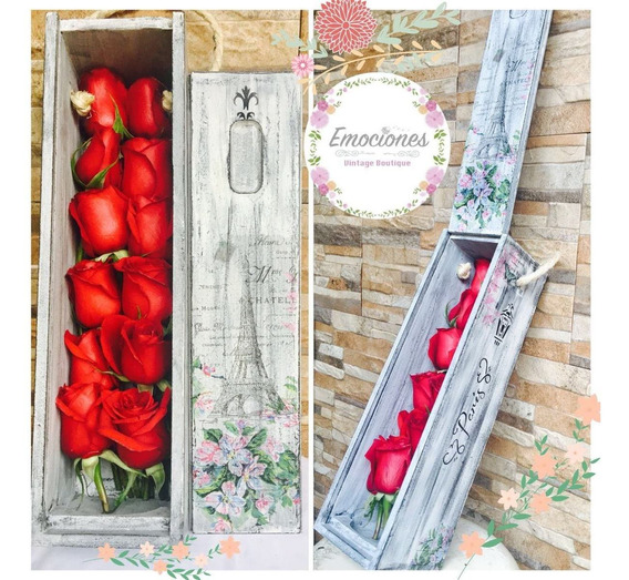 Arreglos Florales Con Botellas De Vino En Mercado Libre México