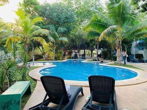 Casa Usada En Venta En Los Olivos 3 Recamaras En Playa Del Carmen