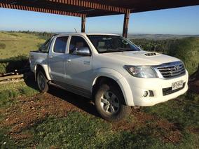 Toyota Hilux 3.0 Cd Srv Limited Tdi 171cv 4x4 2014