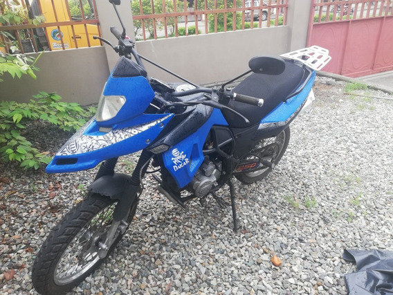 Moto Nascar 250 Cc