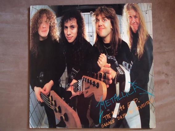 Lp - Metallica - The $5,98 E.p - Garage Days Re-revisited
