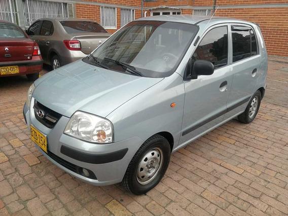 Hyundai Atos Gl 1000 Cc M/t 2007