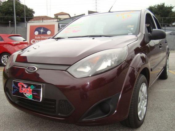 Fiesta Hatch 1.6 Flex Completo!!