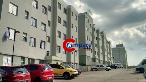 Imagem 1 de 11 de Apartamento Com 2 Dormitórios À Venda, 50 M² Por R$ 170.000,00 - Jardim Alvorada - Guarulhos/sp - Ap4937