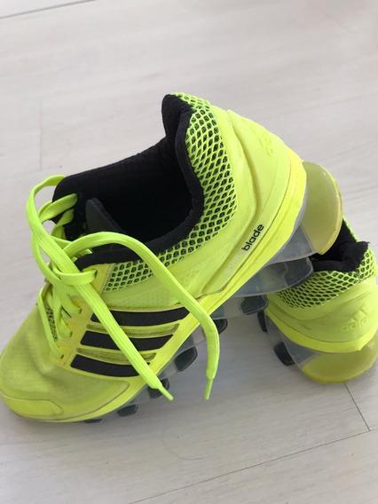 Tênis adidas Springblade Verde-limão E Preto Feminino