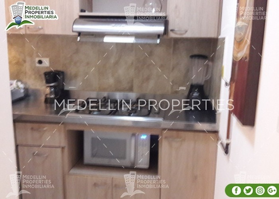 Alquiler Vacacional De Amoblados En Medellín Cód: 4793