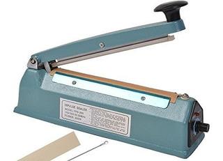 Goplus 8 Heat Sealing Impulse Manual Sealer Machine Poly Tub