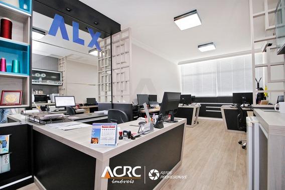 Acrc Imóveis - Sala Comercial Mobiliada Para Venda No Centro De Blumenau - Sa00542 - 34608104