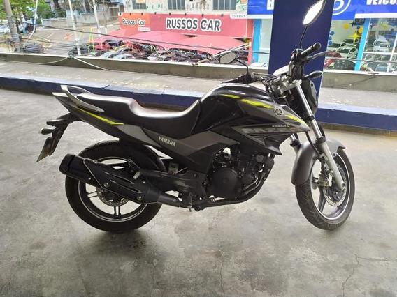 Yamaha Fazer 250c 2016