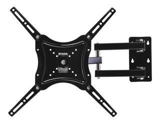 "Soporte Home Design HDL-117B-2 de pared para TV/Monitor de 14"" a 55"" black"