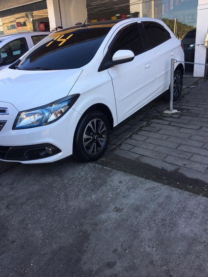 Chevrolet Oniz Ltz 1.4 2014 Branco