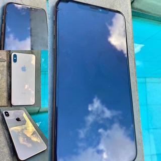 iPhone XS Max 64g Com Um Pequeno Trincado Na Tela $3.000