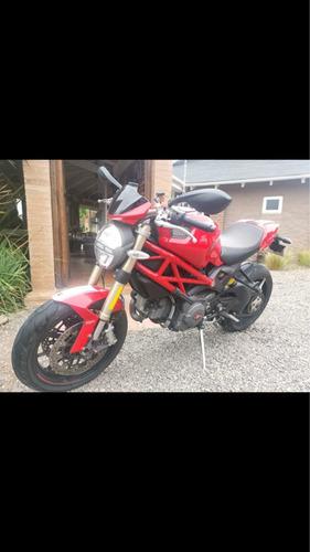 Ducati Monster Evo