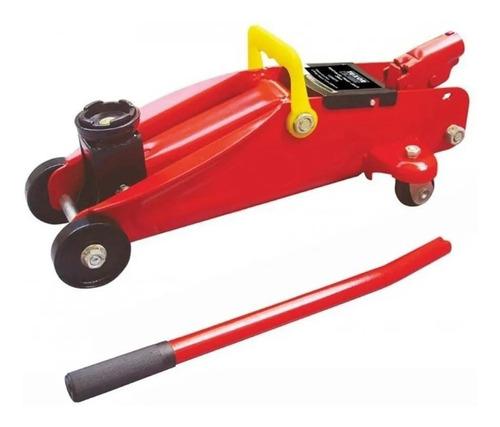 Gato De Carro Auxilio Hidraulico 2 Ton