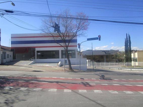 Ponto Comercial Com 223m² Por R$ 12.000/mês No Jardim Das Indústrias - São José Dos Campos/sp - Pt0058