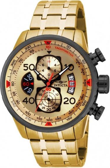 Relógio Aviator Modelo 17205 Invicta Original