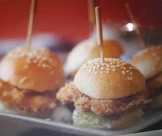 Mini Hamburguesas,mini Milanesas, Sándwich Gourmet Varios