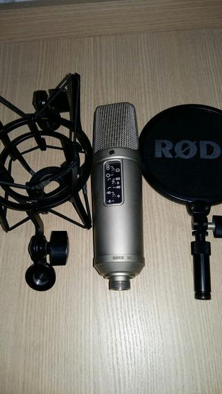 Microfone Condensador Rode Nt-2a