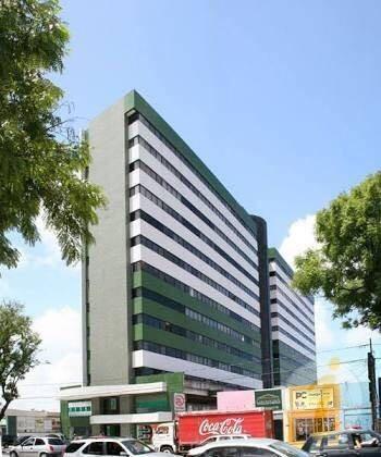 Sala Comercial À Venda, Bairro Dos Estados, João Pessoa. - Sa0170