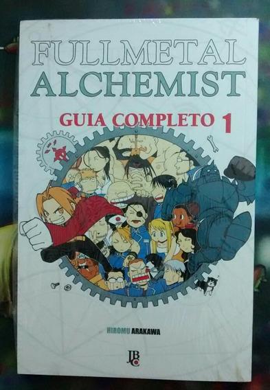 Fullmetal Alchemist Guia Completo Vol 1
