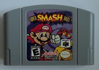 Super Smash Bros. Nintendo 64 Envio Gratis