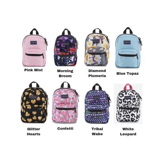 Mochila-monedero Jansport Lil Break 100% Original