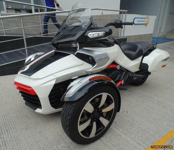 Can Am Spyder F3t Full