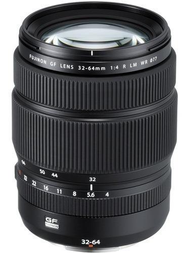 Fujifilm Gf 32-64mm F/4 R Lm Wr Lente 32-64
