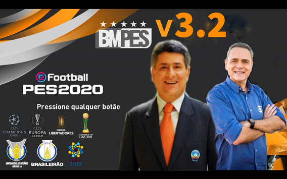 Patch Bmpes 2020 Pc Atualizado + Suporte De Instalação!!!
