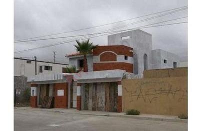 Venta Casa En Col. Reforma, Playas De Rosarito, B.c.