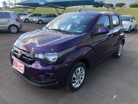 Fiat Mobi Drive Fire 1.0 Flex
