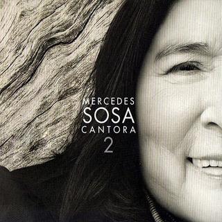 Vinilo Mercedes Sosa - Cantora 2 - 2 Lp